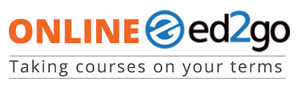 ed2go logo and link to ed2go online classes.